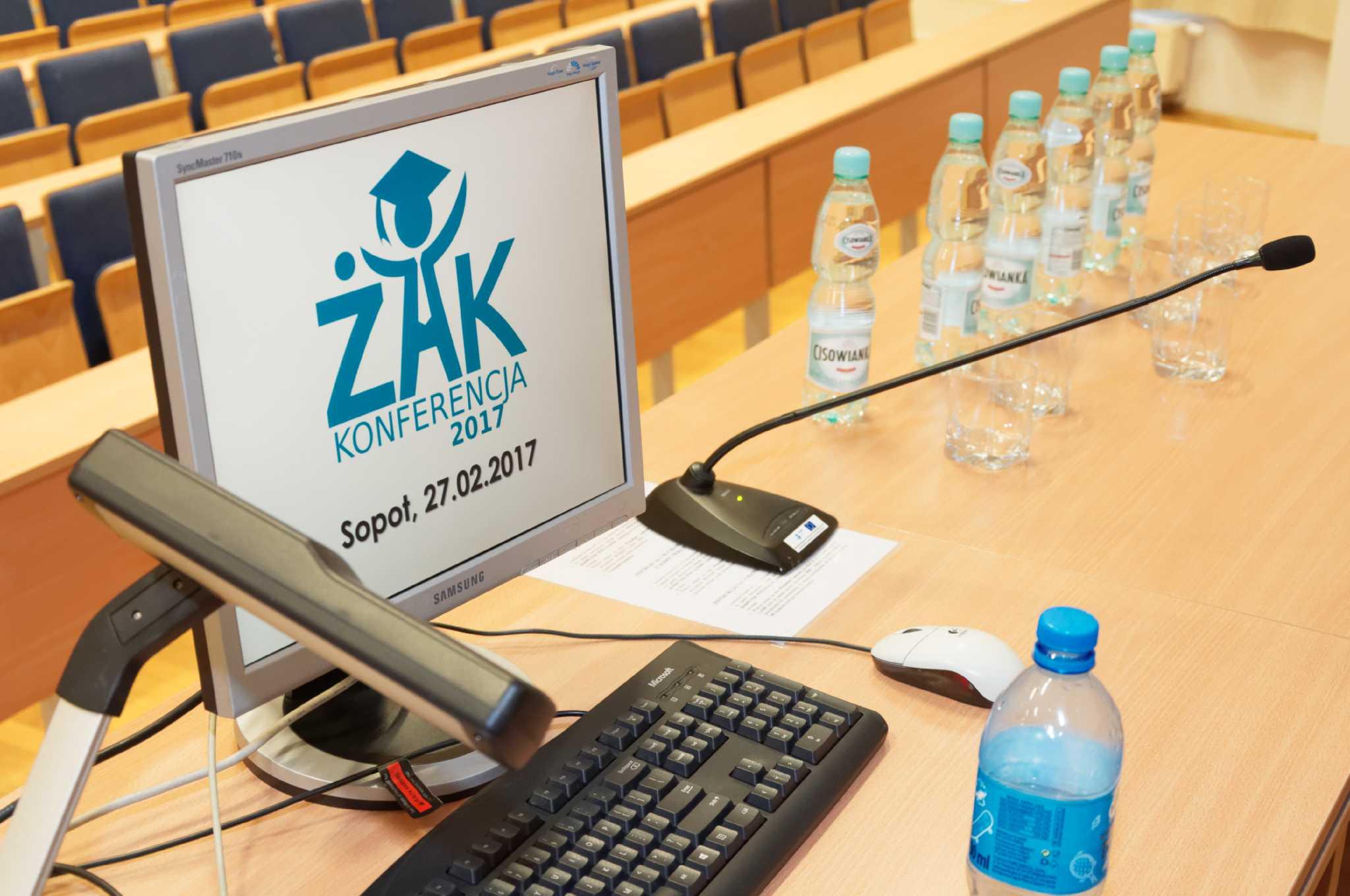 Konferencja ŻAK